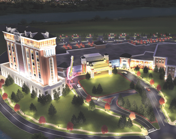Hard Rock International's plans for a resort casino on the grounds of the Eastern States Exposition