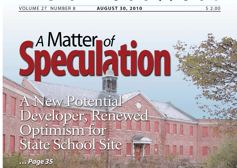 Cover August 30, 2010