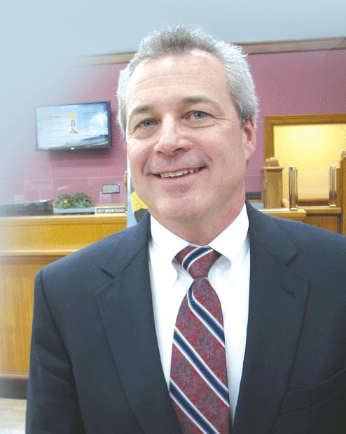 Glenn Welch, president, COO, Hampden Bank