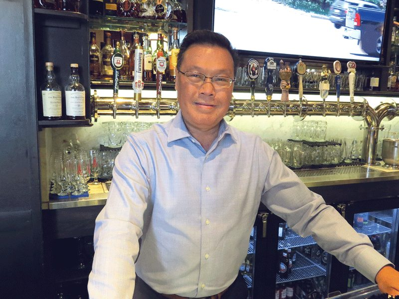 Andy Yee says his family's goal is to create the region's largest and best restaurant group. Some would argue that the Bean Group is already there.