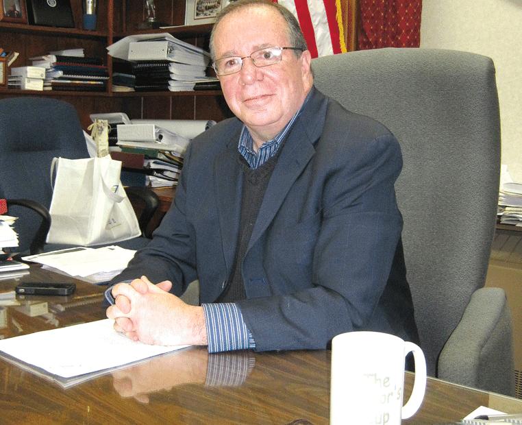 Mayor Michael Bissonnette
