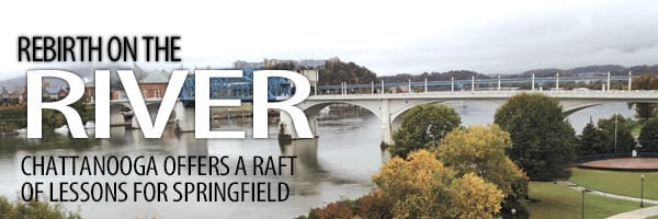 Chattanooga Offers a Raft of Lessons for Springfield