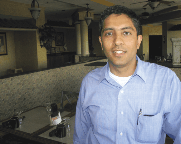 Shardool Parmar of City Place Inn & Suites