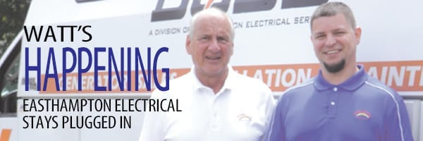 Easthampton Electrical feature construction