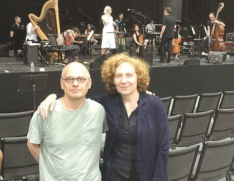 Julia Wolfe and David Lang
