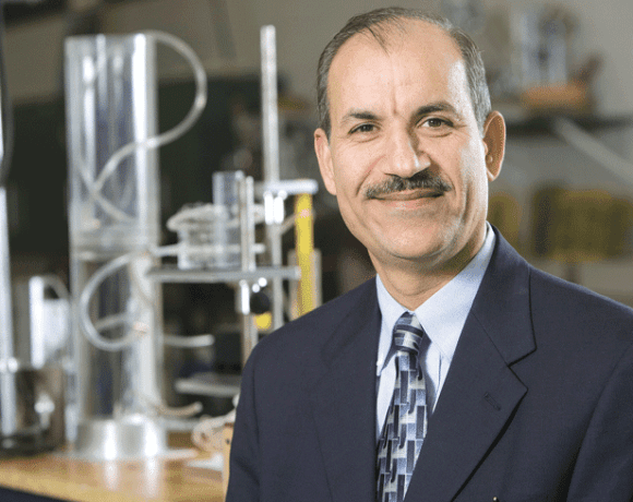 S. Hossein Cheraghi, dean of the College of Engineering