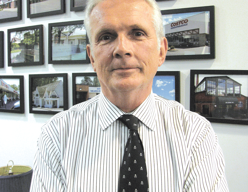 Jack Dill, President and Principal, Colebrook Realty Services