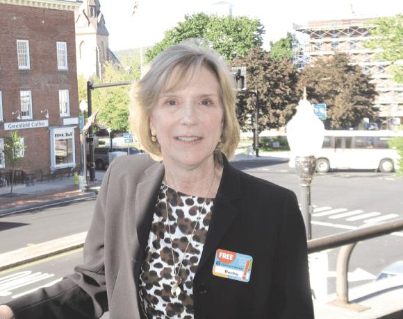 Rebecca Caplice, president and CEO