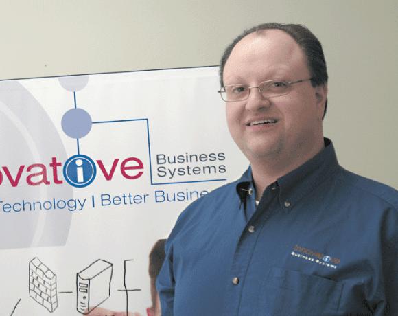 IBS President Dave DelVecchio