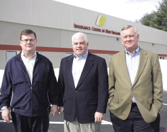 ICNE Dave Florian, Bill Trudeau, and Dean Florian