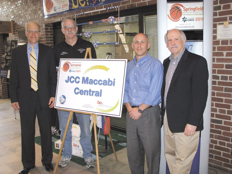 Organizers of the upcoming Maccabi Games
