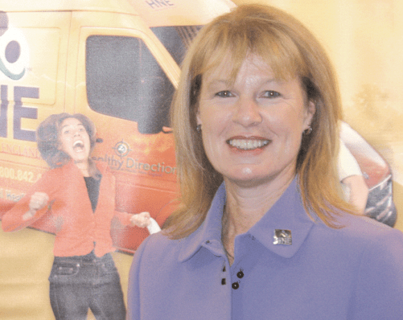Lynn Ostrowski, director of Health Programs and Community Relations at Health New England