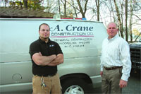 A.J. Crane says building opportunities still exist right now, but contractors must stay flexible.