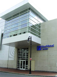 The Springfield First campaign is designed to specifically spotlight the MassMutual Center and its many amenities.