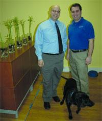 Steve Bandarra and Patrick Correia