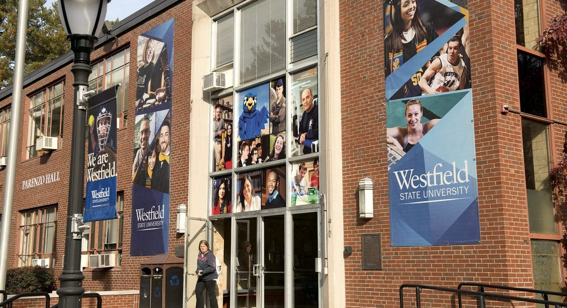 Westfield State University's Parenzo Hall