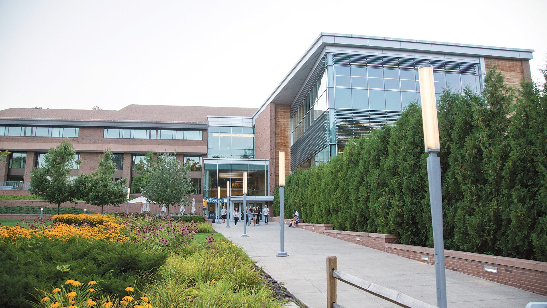 GCC campus, as a whole, is innovative and entrepreneurial