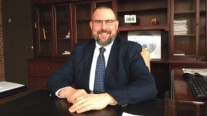 Mayor Thomas Bernard says North Adams is a small, post-industrial New England city