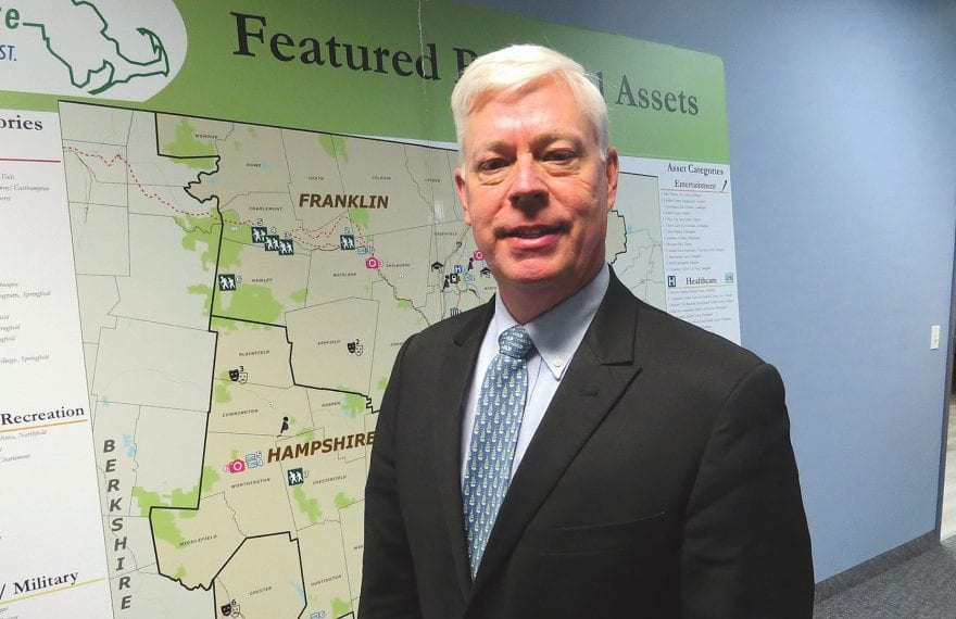 Rick Sullivan says the region has considerable momentum carrying over in 2019, and it comes from most all sectors of the economy.