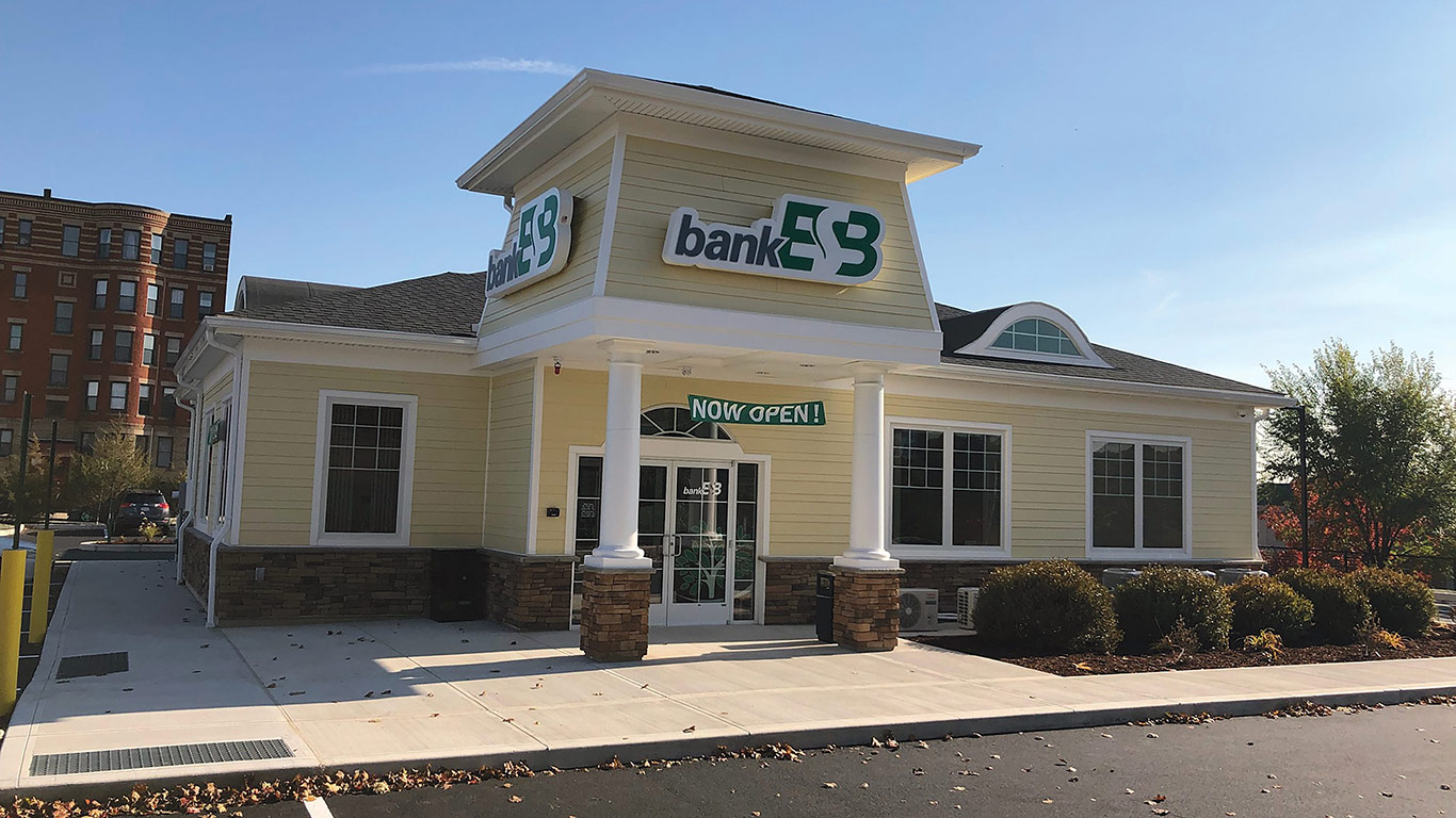 The new Holyoke branch