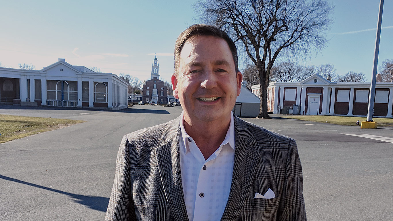 President and CEO Gene Cassidy