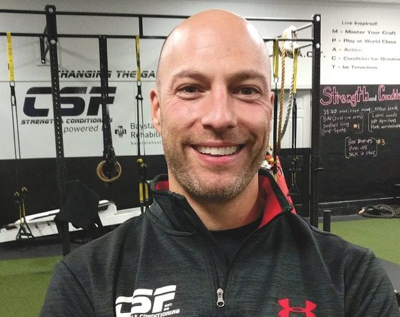 Steve Conca says it can be difficult for people to ask for help losing weight and getting fit, especially if they're discouraged by all the attempts that didn't work.