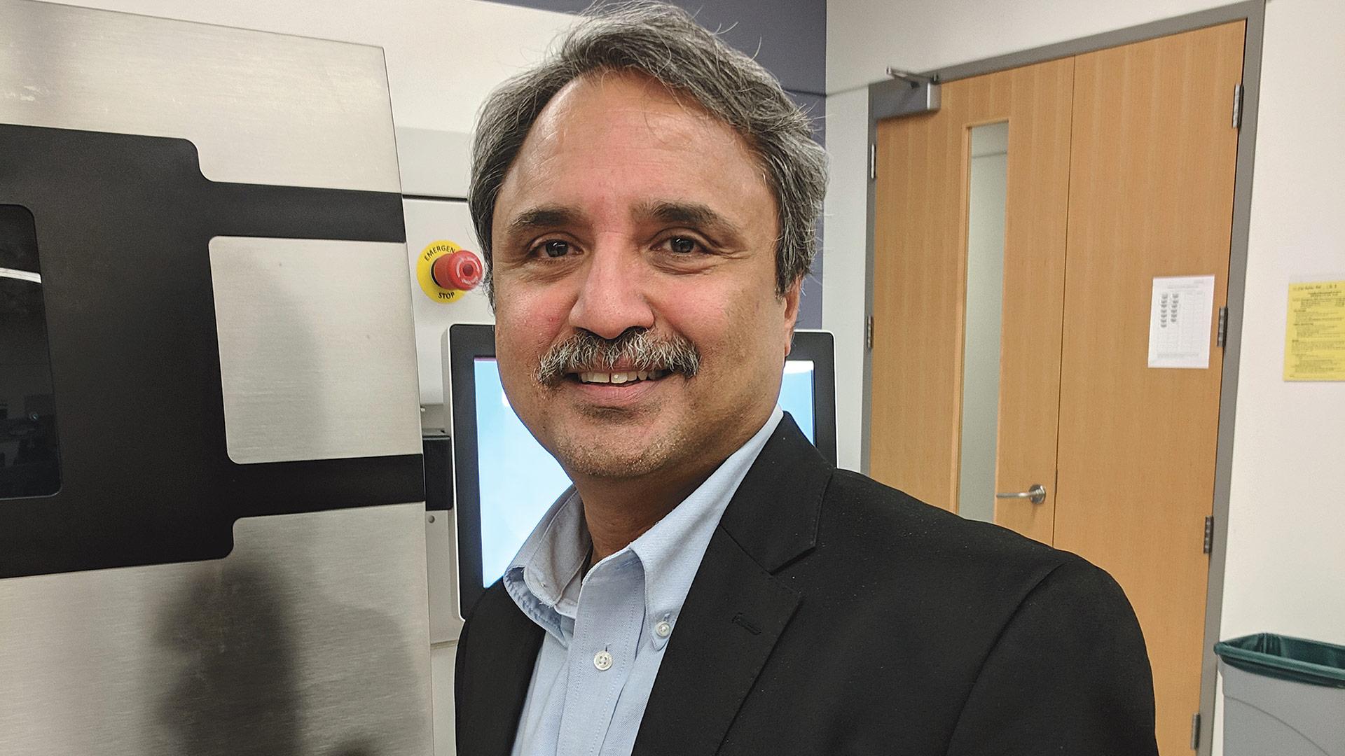 Sundar Krishnamurty says ADDFab wants to partner with local industries