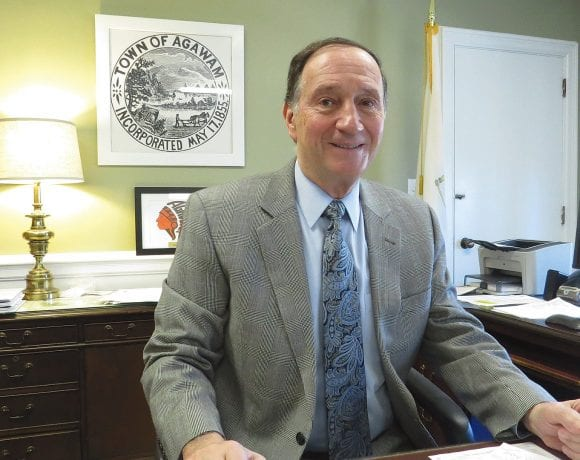 Mayor William Sapelli