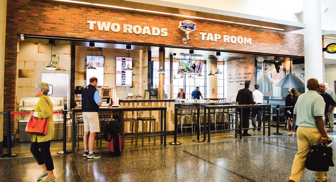 Two Roads Tap Room