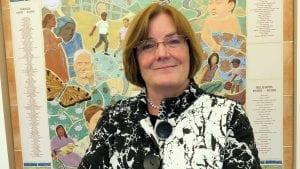 Executive Director Elizabeth Dineen