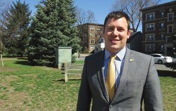 Mayor Will Reichelt