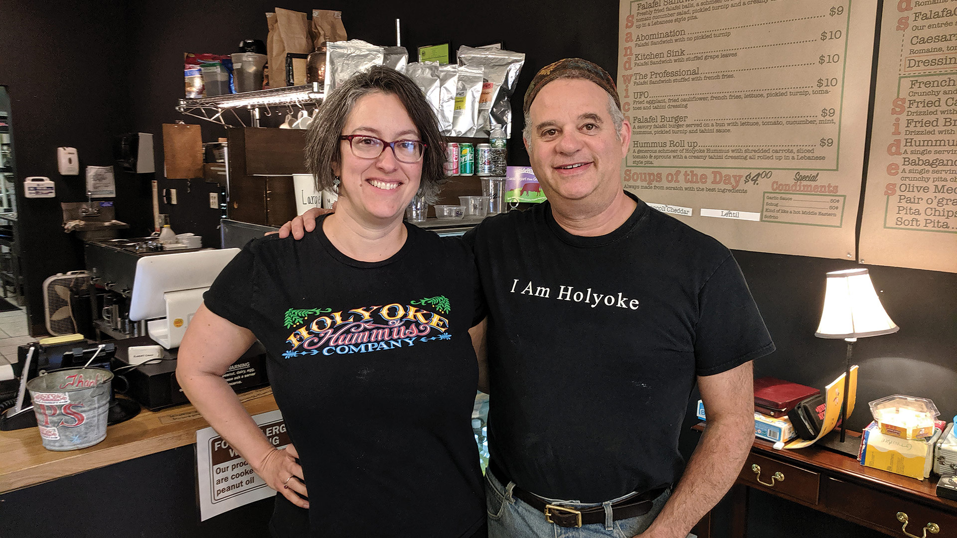 Dawn Cordeiro are among a handful of food-truck operators