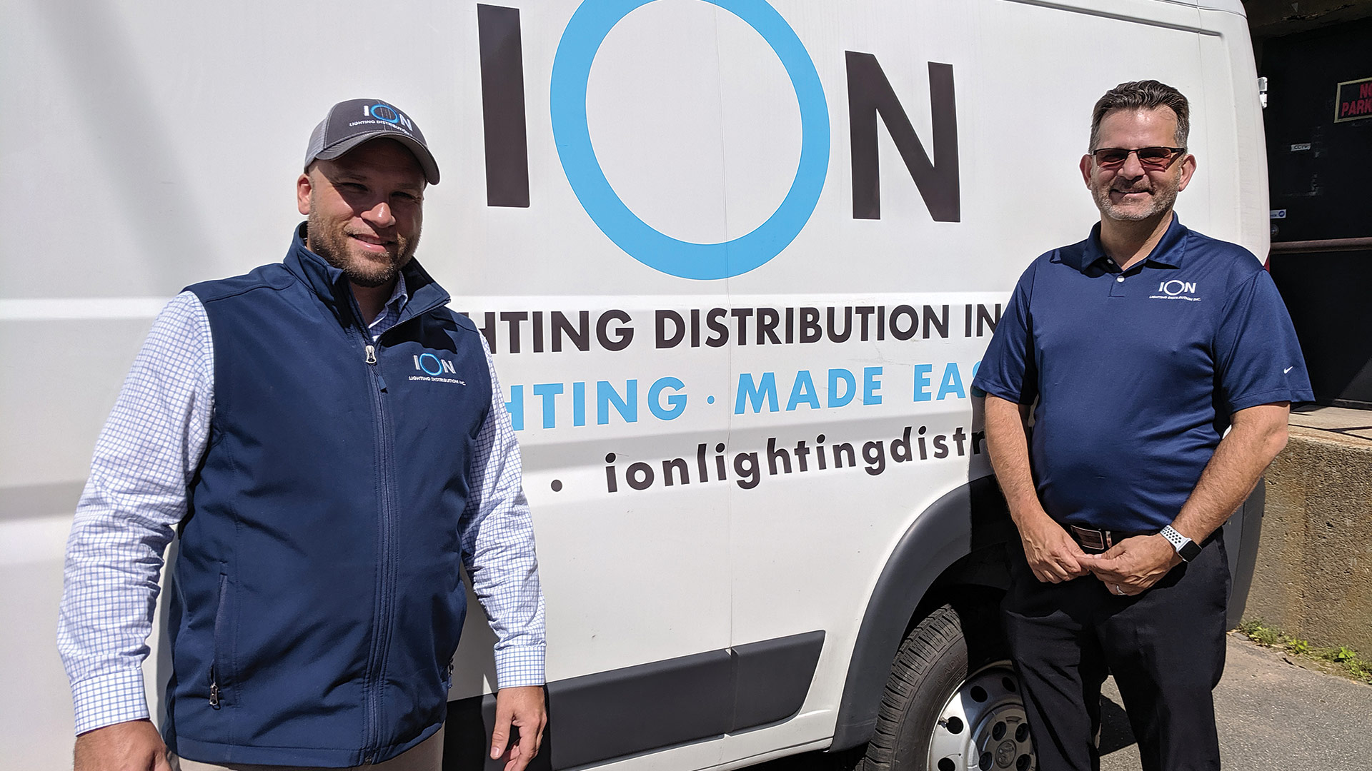 Ion has a presence throughout Southern New England and New York City