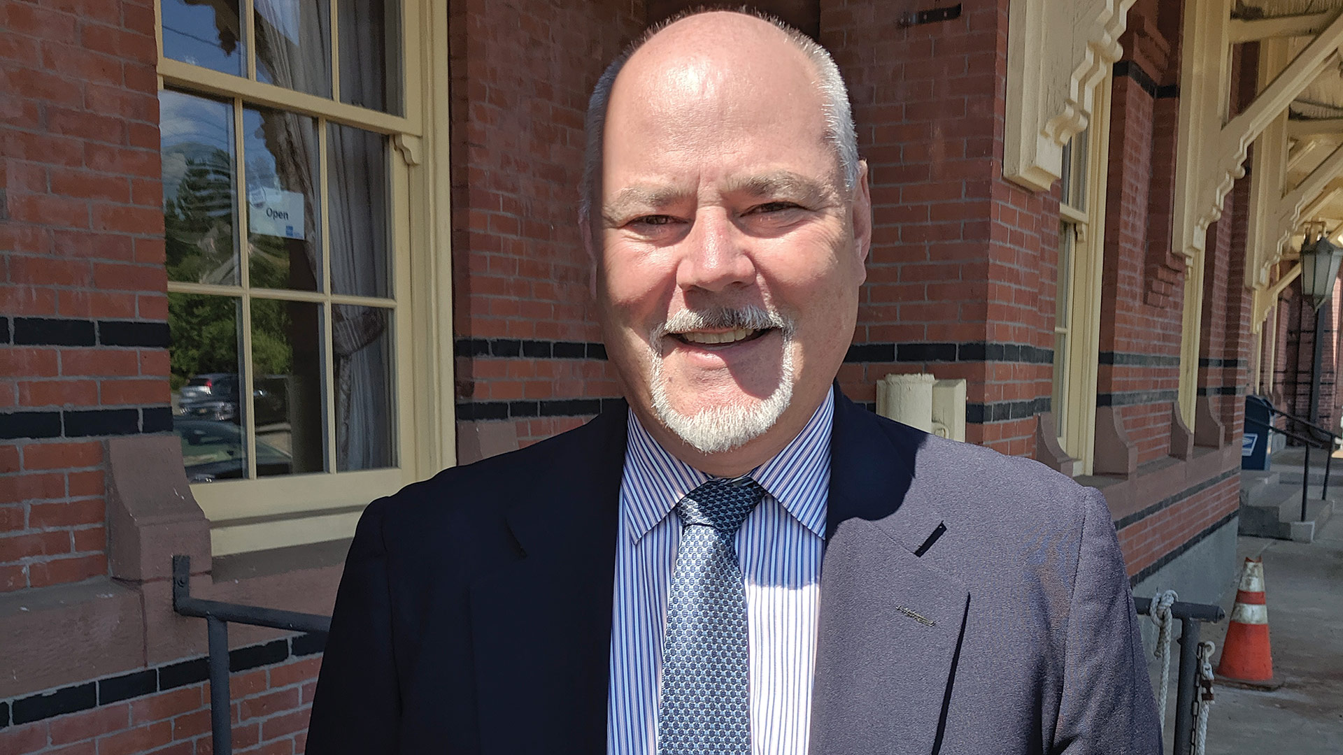 Brian Sullivan says city officials have become more adept