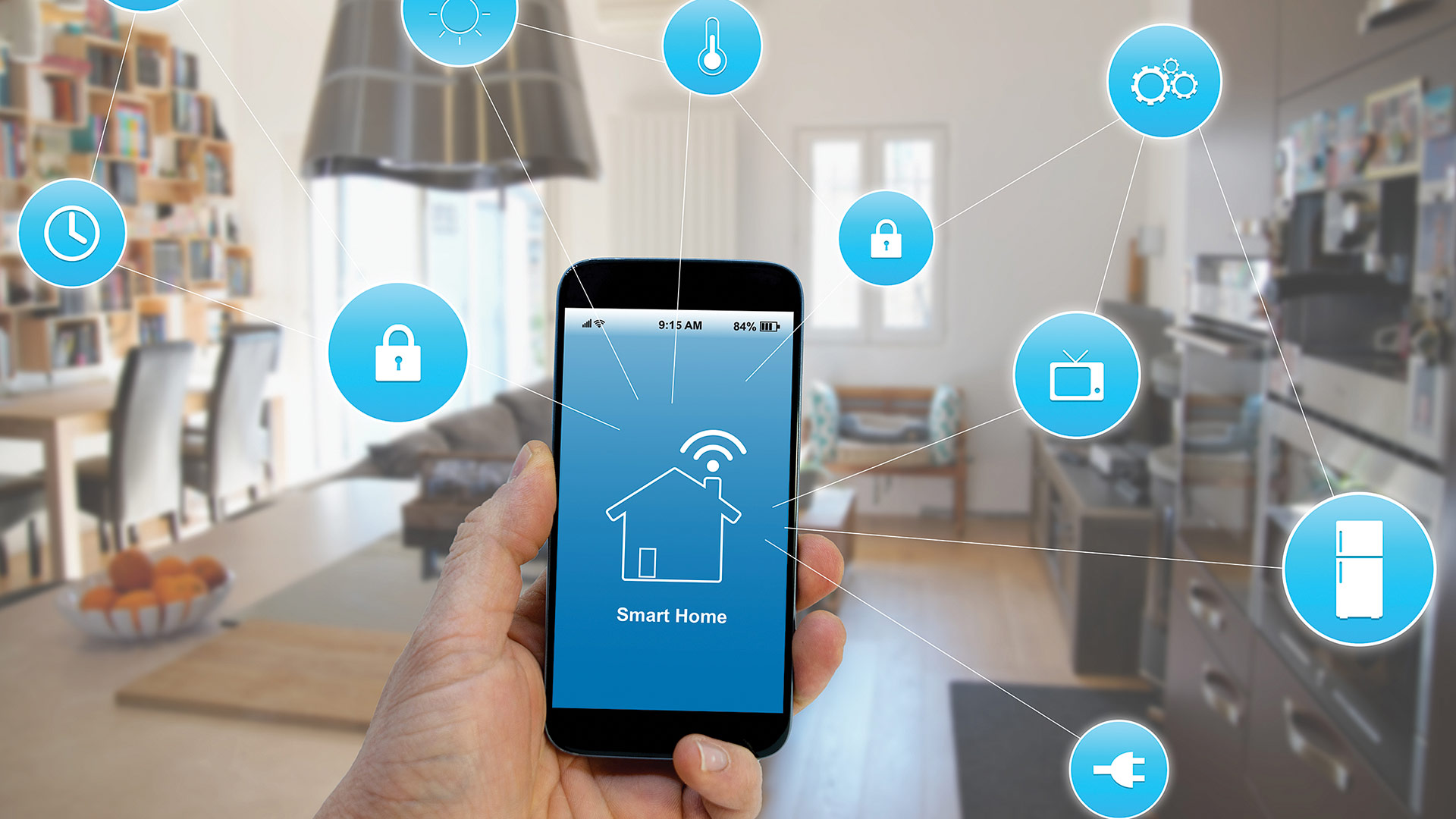 Smart-home Technology Puts Homeowners in Full Control — Wherever They Are -  BusinessWest