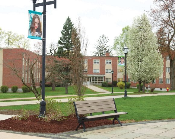 Vacant Elms College Campus