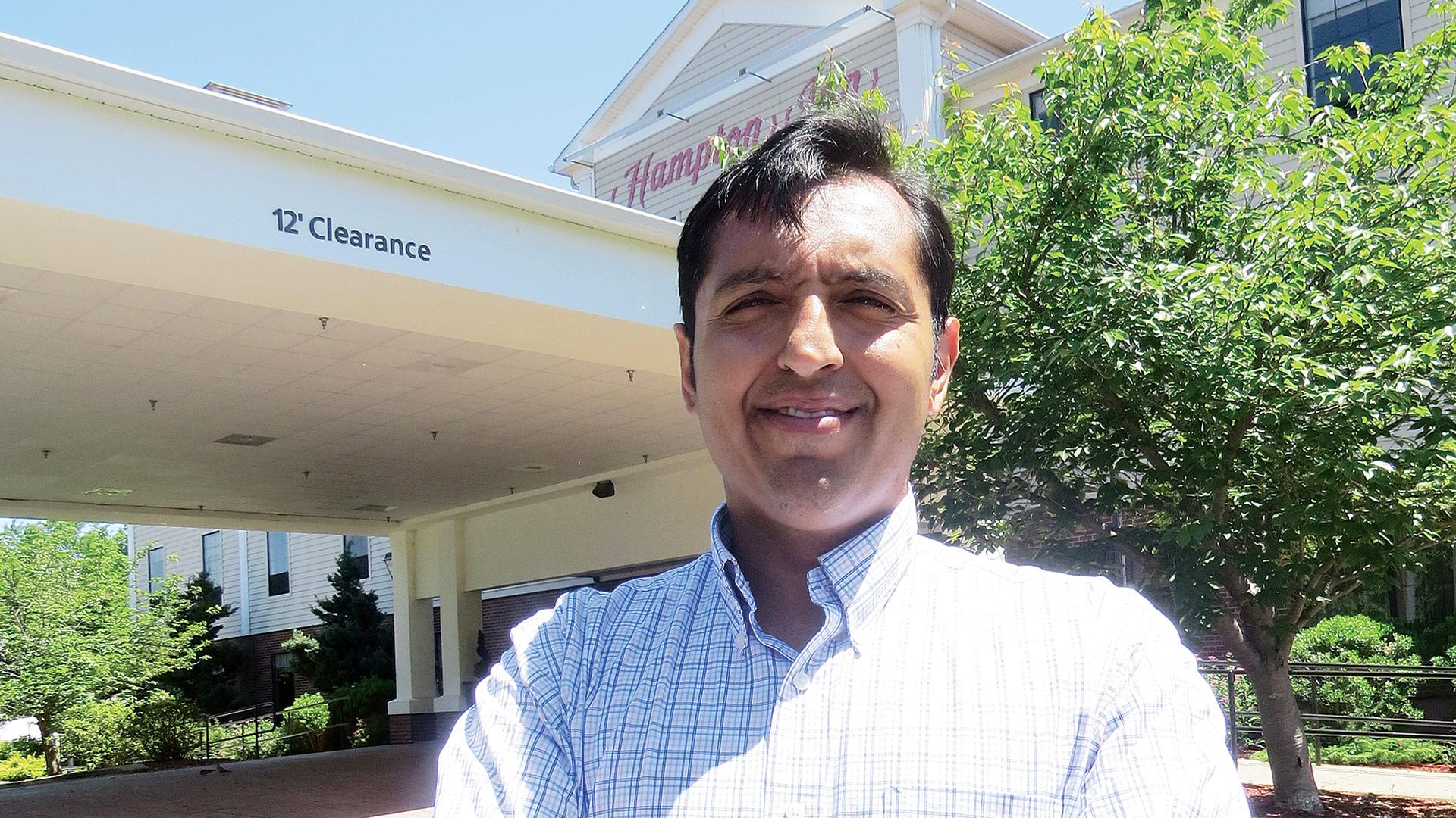 Kishore Parmar