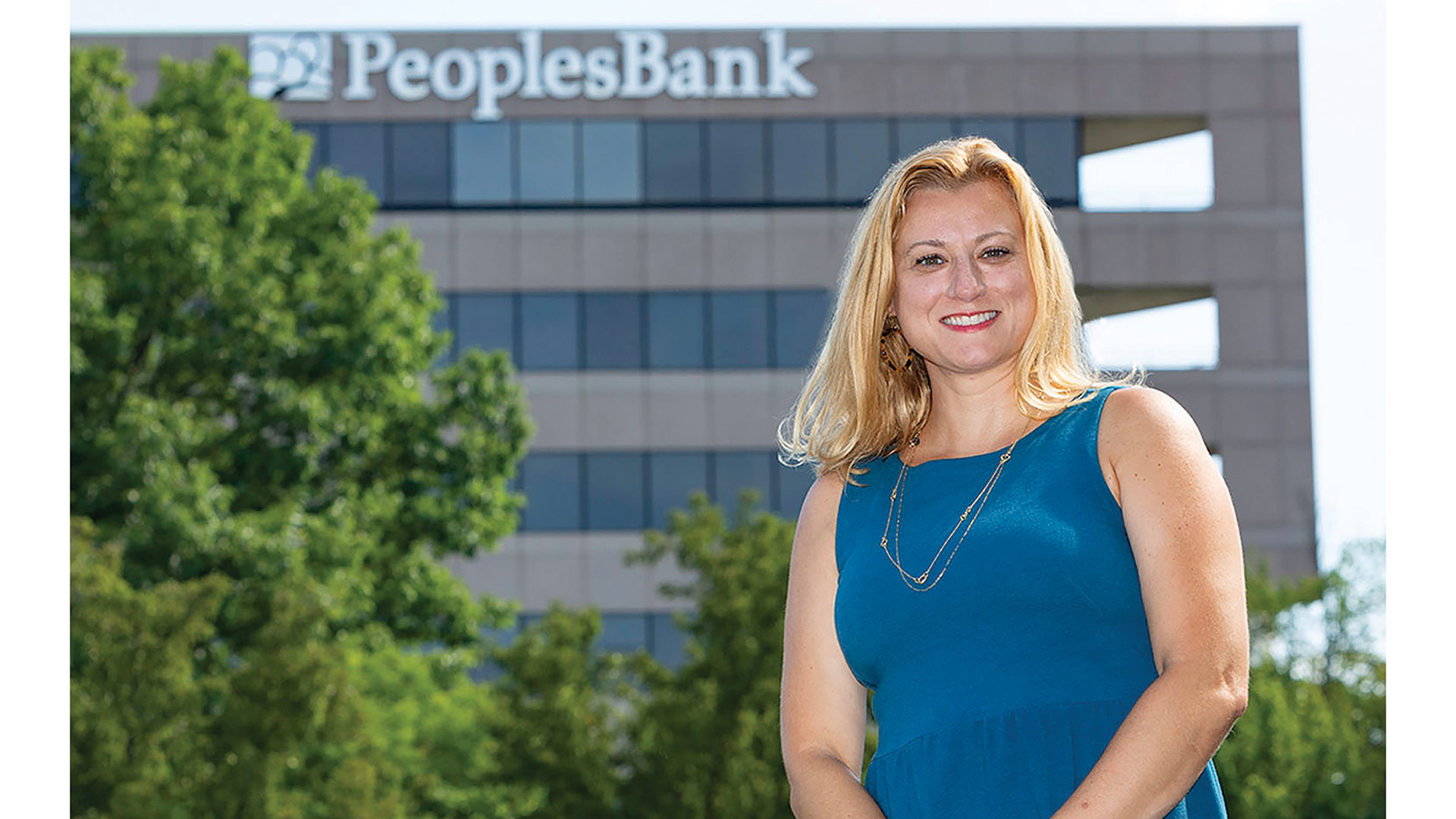 Amy Roberts says PeoplesBank