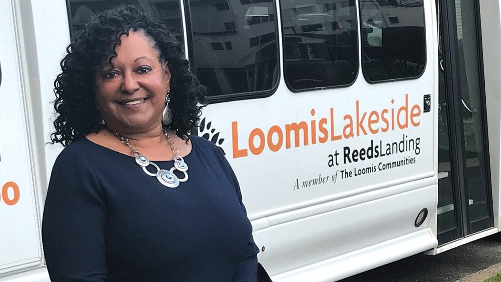 Treating people with dignity and respect has been a touchstone of Toni Hendrix's career, including in her current role at Loomis Lakeside.