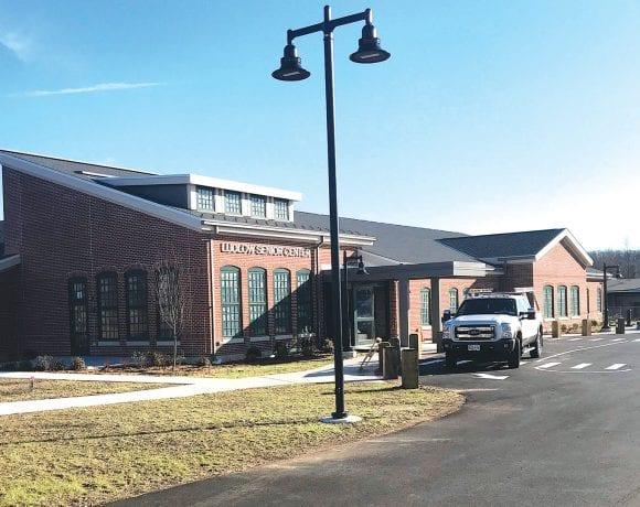 the new Ludlow Senior Center