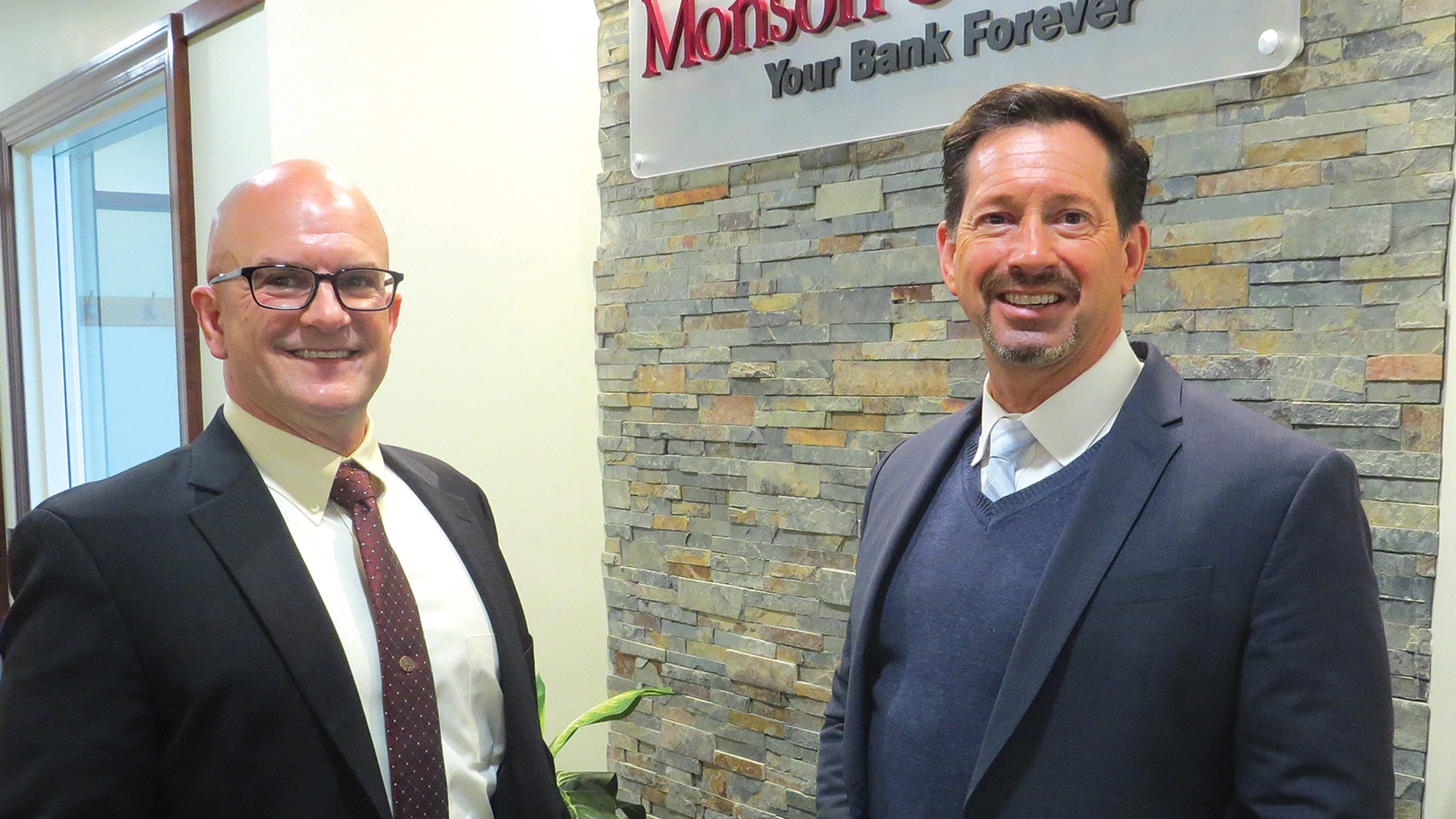 Dan Moriarty, left, and Mike Rouette both found a common denominator