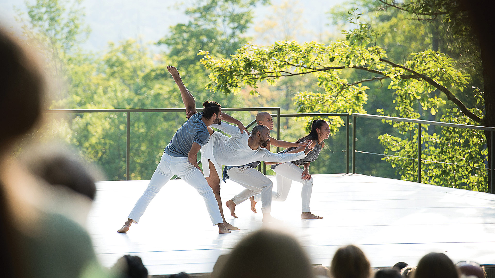 The productions at Jacob's Pillow