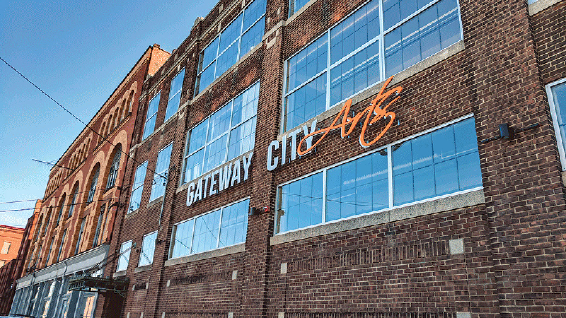 Gateway City Arts is just one of many Holyoke businesses