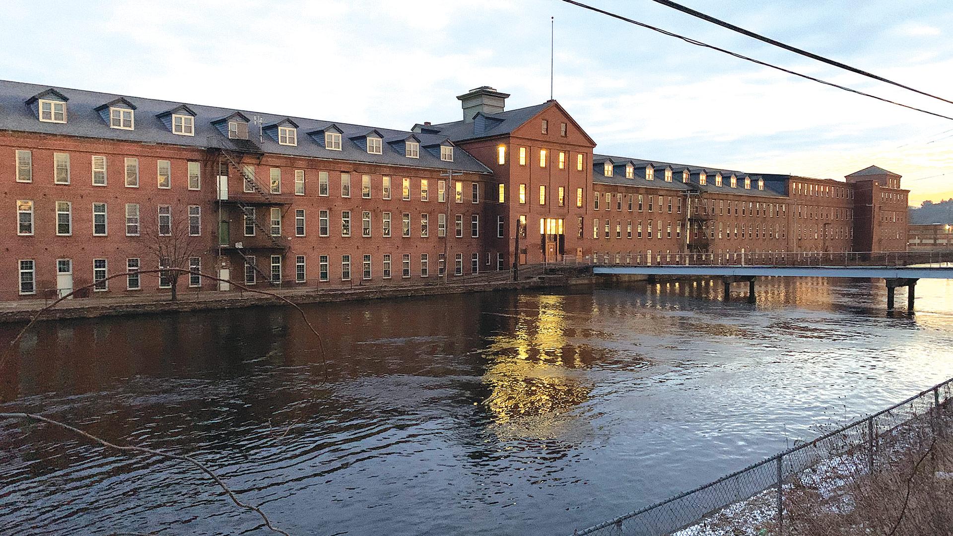 Truelieve's massive facility on Canal Street