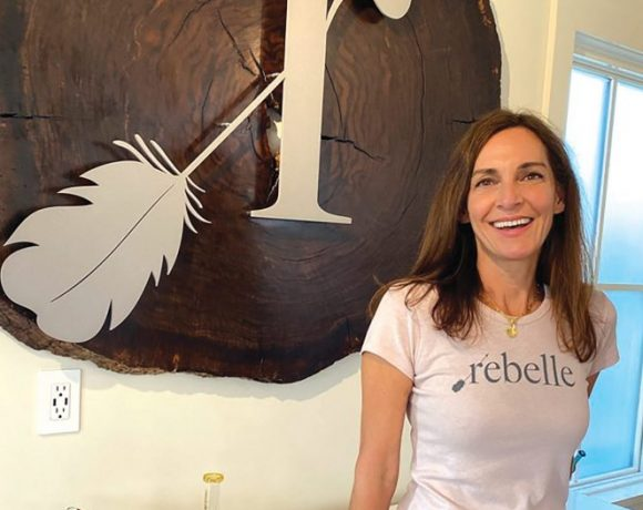 Charlotte Hanna of Community Growth Partners and Rebelle