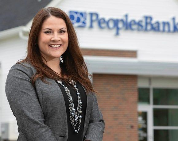Aleda De Maria says PeoplesBank