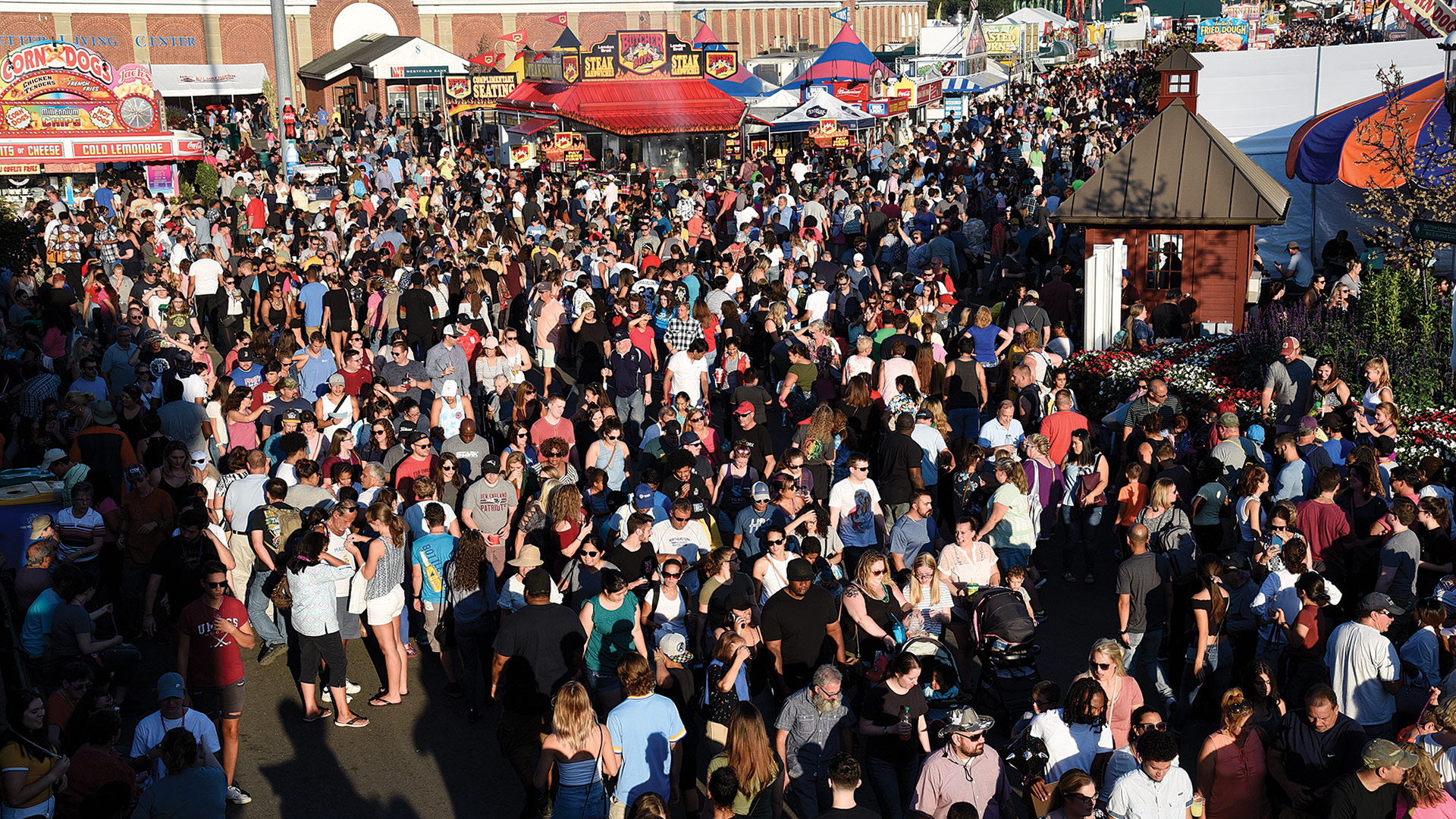 Gene Cassidy says there is pent-up demand for the Big E