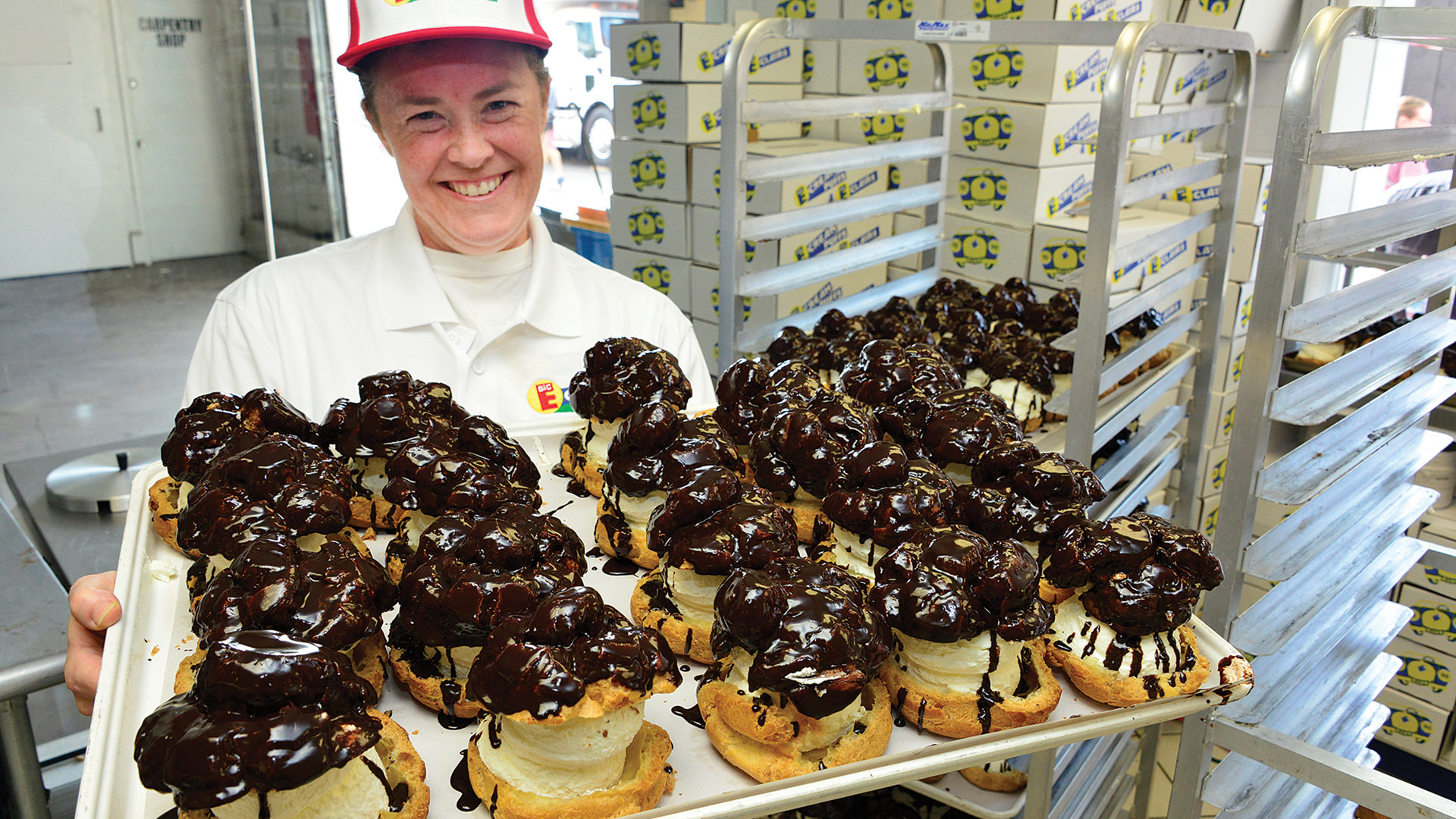 It's been a very long 18 months for the vendors who work the Big E