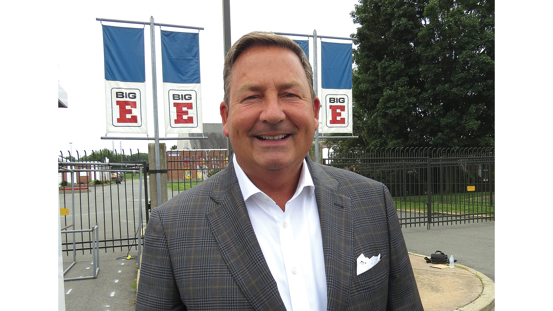 Eugene Cassidy, president and CEO of the Big E