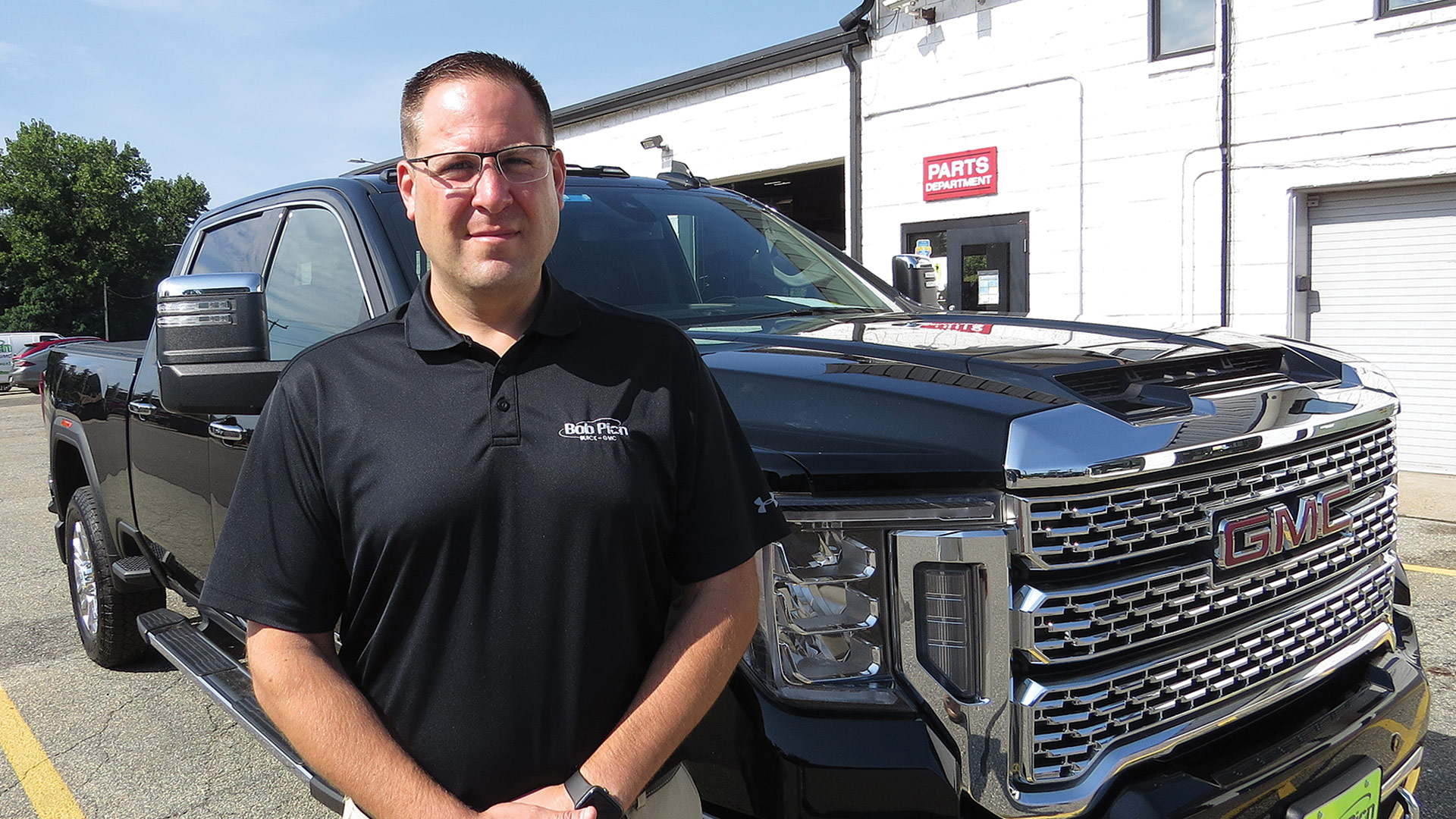 Rob Pion says factory ordering has long been the norm with trucks and some SUVs